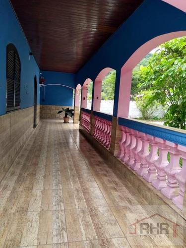 Chácara Para Venda Em Ribeirão Pires, Tanque Caio, 2 Dormitórios, 1 Banheiro, 3 Vagas - 763_1-1672817