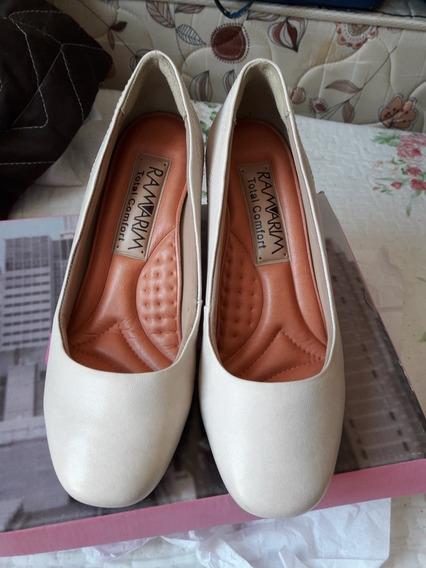 Sapato Ramarim. Novinho E Nunca Usado Número 35