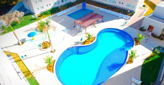 Cota Imobiliária Quitada No Resort Encontro Das Águas