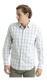 Escoge Tu Camisa Dockers® Hombre Original Washed Shirt Long