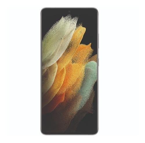 Samsung Galaxy S21 Ultra 5G Dual SIM 128 GB phantom silver 12 GB RAM