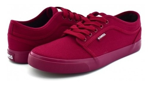 Tenis K-swiss 0f025 627 Burgundy Monochrome Forest 25-31 Ca