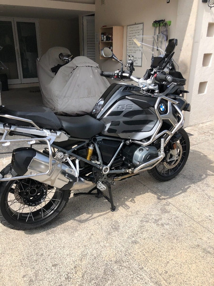 Bmw R1200gs Adventure 2017 Low Triple Black