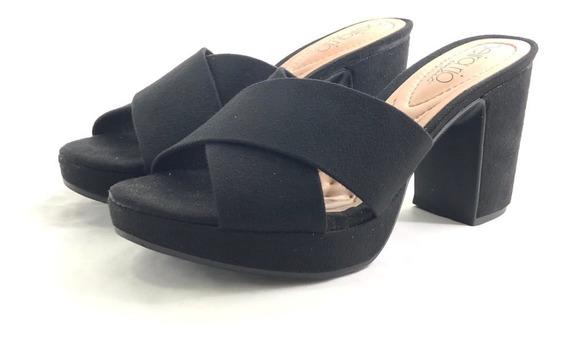 Beira Rio 8371-100 Sandalia El Mercado De Zapatos!