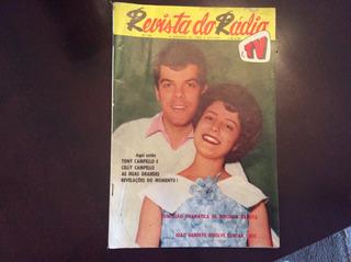Revista Do Rádio E Radiolândia - 3 Revistas De Cada