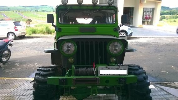 Jeep Willys 1951 Super Preparado