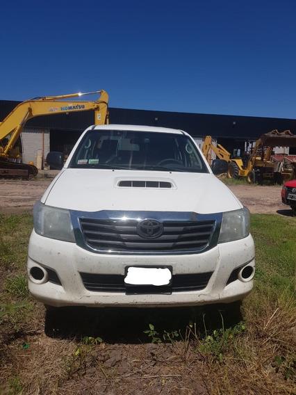 Toyota Hilux Doble Cabina Dx Pack 2.5 Tdi