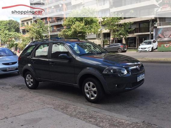 Fiat Palio Weekend 2014 U$s 11.490
