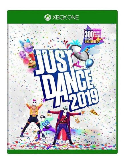 Just Dance 2019 Xbox One Mídia Física Novo Lacrado