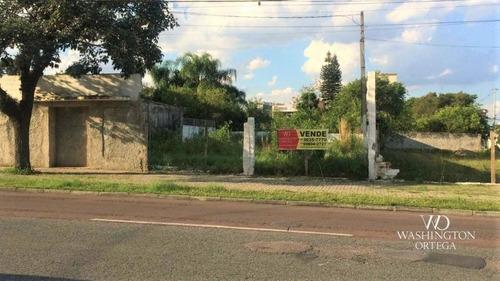 Imagem 1 de 9 de Terreno Central Zc1 406 M² Por R$ 1.200.000 - Centro - São José Dos Pinhais/pr - Te0247