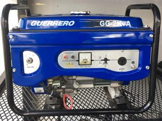 Generador Guerrero 2 Kva Grupo Electrogeno