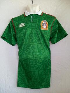 Jersey Seleccion Mexicana Copa America 93
