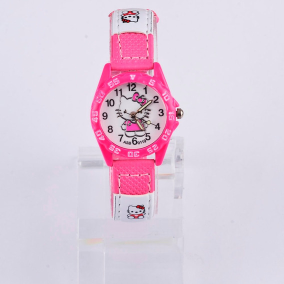Relogios Hello Kitty