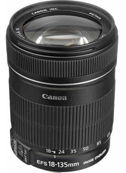 Canon 18-135mm Ef-s 3.5-5.6 Is