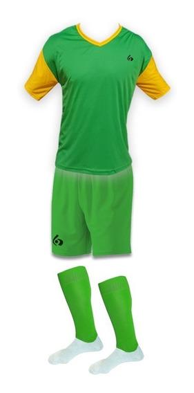 10 Camisetas Numeradas Futbol : Camisetas + Short + Medias