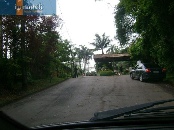 Terreno Para Venda No Bairro Paisagem Renoir Em Cotia - Cod: Gv17557 - Gv17557