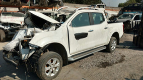 Nissan Frontier Le 2016 Accidentada X Partes
