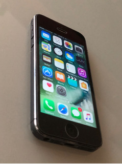 iPhone 5 Negro Liberado 16 Gb