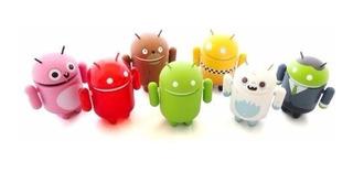 Android 7 Figuras Coleccionables De Vinil Big Box Edition