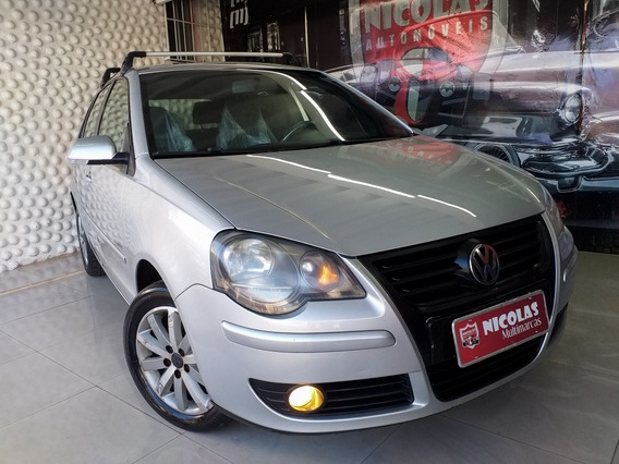 Volkswagen Polo Sportline 1.6 Manual Prata - 2011