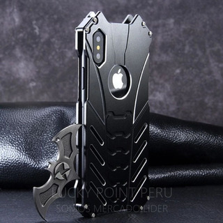 Funda Carcasa Case Batman iPhone X Xs Xs Max Aluminio