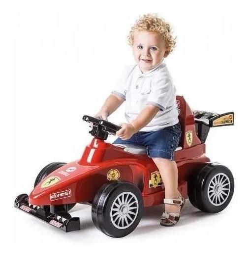 Andador 2 En 1 Auto Super Formula Calesita 937 Piu Online