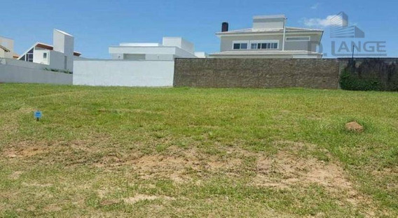 Terreno Residencial À Venda, Loteamento Parque Dos Alecrins, Campinas. - Te3713