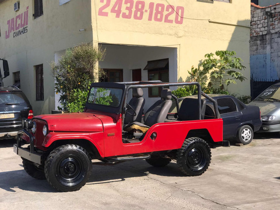 Jeep Jeep Willys 4x4 Original