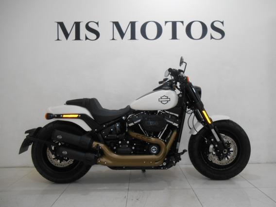 Harley Davidson Fat Bob 114 Softail