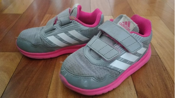 Zapatillas adidas Kids Us 8, Eur 25. Made In Indonesia