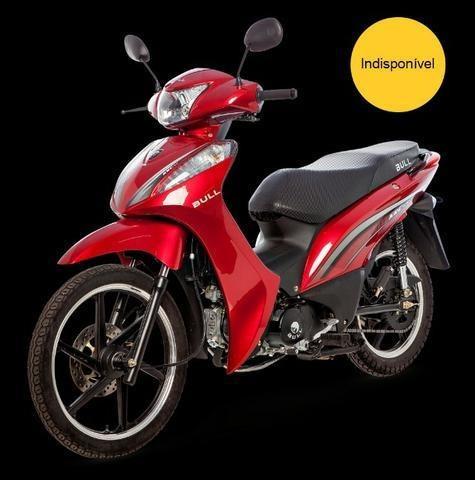 Motocicleta Bull 49.7 Cc