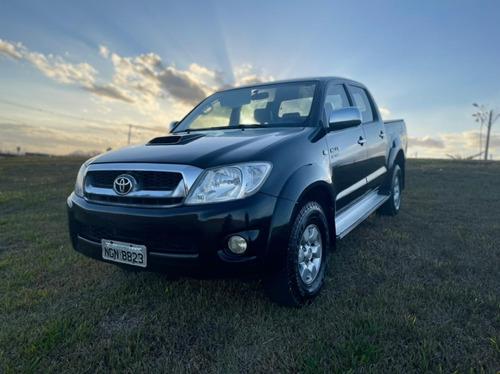 Hilux Srv Diesel 4x4 2007 Top