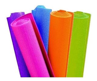 Colchoneta Mat Yoga Pilates Deportes Colores / Ekipofertas