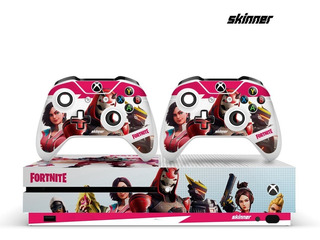 Skin Para Xbox One S Fortnite Pegatina