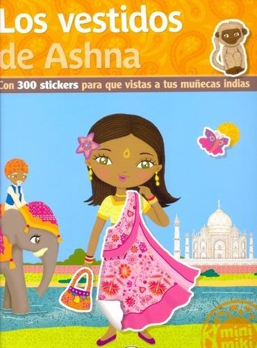 Vestidos De Ashna C/stickers - V&r