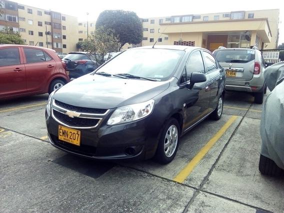 Chevrolet Sail Lt (versión Media)