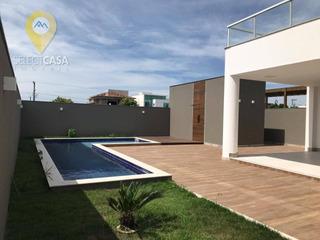 Maravilhosa Mansão No Boulevard Lagoa 338m² - Ca0043