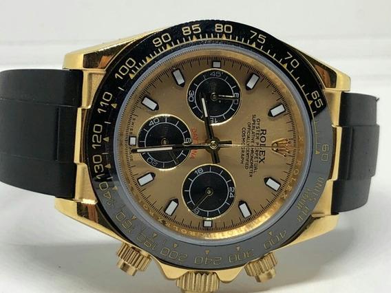 Rolex Daytona Yellow Gold Rubber 41 Mm