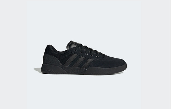 Tenis adidas City Cup All Black