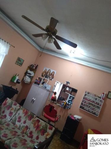 Casa Para A Venda No Bairro Vila Santa Teresa Em Santo André - Sp . - Ca00273 - 69416752