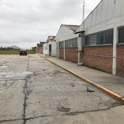 Terreno Y Cuatro Naves Industriales, Nuevo Aeropuerto