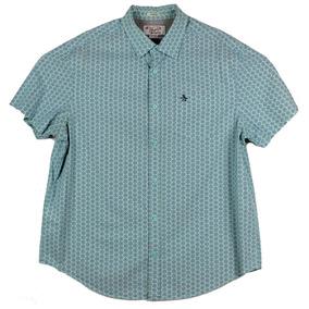Camisa Penguin Classic Fit Para Hombre Talla L