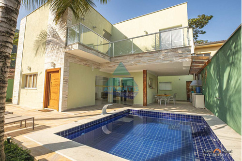 Casa Com 5 Dorms, Praia Da Enseada, Ubatuba - R$ 2.5 Mi, Cod: 1422 - V1422