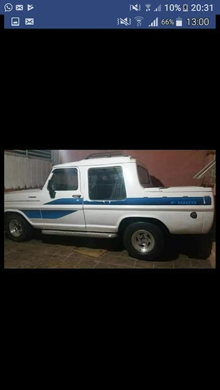 Ford F1000 4×4