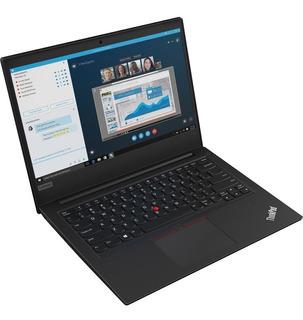 Notebook Lenovo Thinkpad E490 I7 8565u Ssd 256gb 8gb Cuotas