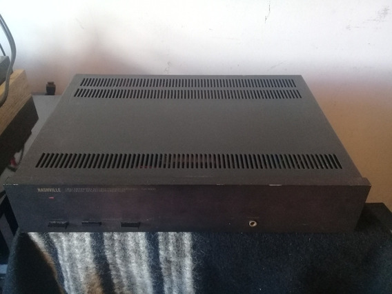 Amplificador Potência Nashville Na -1500 R$399,00