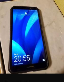Huawei Mate 10 Lite Funciona Todo Con Funda
