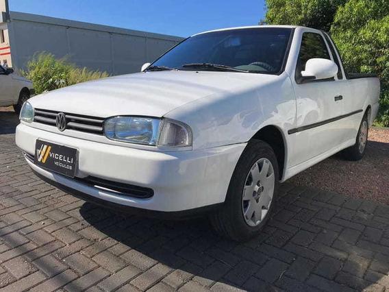 Volkswagen Saveiro Cl 1.6 2p