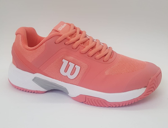 Zapatillas Wilson Tenis -set Mujer- 2019 S+w