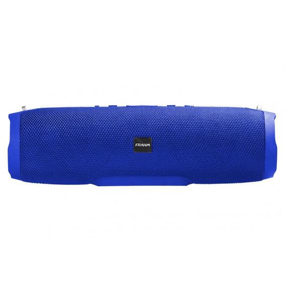 Caixa De Som Portátil Soundbox One 36w Bt Frahm - Azul